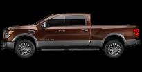 Nissan Titan XD Diesel  2016