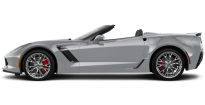 2017 Chevrolet Corvette Convertible Z06