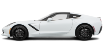 2017 Chevrolet Corvette Coupe Stingray
