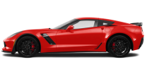 2017 Chevrolet Corvette Coupe Z06