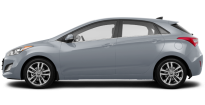Hyundai Elantra GT  2017