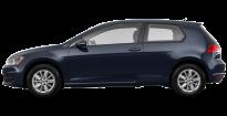 Volkswagen Golf 3 portes  2017