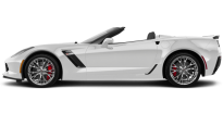 Chevrolet Corvette Cabriolet Z06  2018