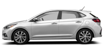 2018 Hyundai Accent 5 doors