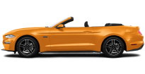 Ford Mustang cabriolet  2019