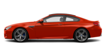BMW M6 Coupé  2017