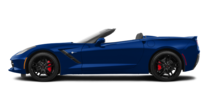 Chevrolet Corvette Cabriolet Stingray  2017