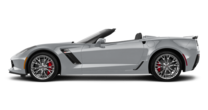 2017 Chevrolet Corvette Convertible Z06