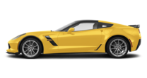 2017 Chevrolet Corvette Coupe Grand Sport