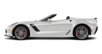 2018 Chevrolet Corvette Convertible Z06