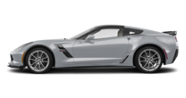 Chevrolet Corvette Coupé Grand Sport  2018