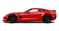 2018 Chevrolet Corvette Coupe Z06