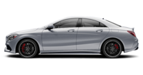 2018 Mercedes-Benz CLA 45 AMG 4MATIC