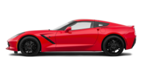 2019 Chevrolet Corvette Coupe Stingray