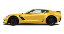 Chevrolet Corvette Coupé Z06  2019