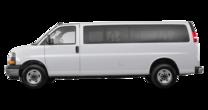 GMC Savana 3500  2019