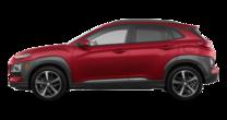 2019 Hyundai Kona ULTIMATE Black with Red Trim