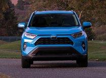 The 2019 Toyota RAV4: A Stylish Adventure