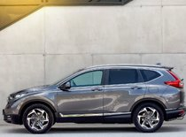 The 2019 Honda CR-V: Versatility, Comfort, and Style