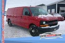 Chevrolet Express Cargo Van   2006