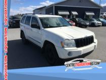 Jeep Grand Cherokee Limited  + 5.7 L + CUIR + TOIT + TEL QUEL  2007