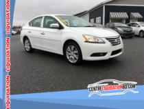 Nissan Sentra SL CUIR, TOIT OUVRANT GPS  2014