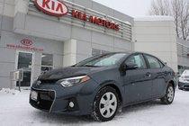 2014 Toyota Corolla S- PNEUS ET FREINS NEUF-VOITURE LOCALE!!