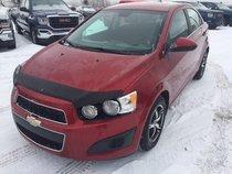 2012 Chevrolet Sonic LT + MAg