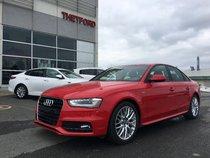 Audi A4 Comfort plus  2015