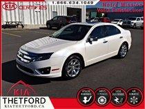 2012 Ford Fusion SEL V6 FLEX FUEL