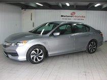Honda Accord Sedan LX  2016