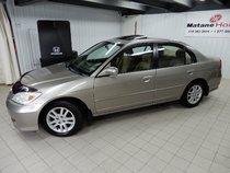 Honda Civic Sdn LX-G  2005