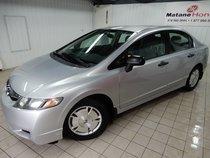Honda Civic Sedan DX-G - AIR CLIMATISÉ-CRUISE-MAGS  2010