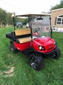 2015 EZ-GO Utility Gas cart