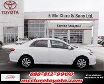 Toyota Corolla CE+  2013