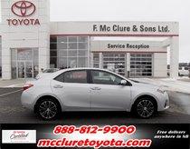 Toyota Corolla Sport  2016