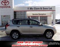 2007 Toyota RAV4 4WD