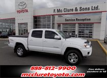 2013 Toyota Tacoma TRD SHORT BOX