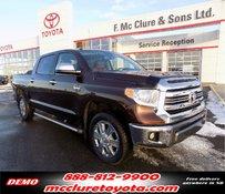 2016 Toyota Tundra Platinum 1794 Edition