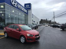 2014 Chevrolet Sonic 4d LT auto (1SD) LT