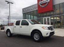 2017 Nissan Frontier SV Crew Cab