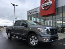 2017 Nissan Titan SV Premium