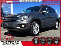 2012 Volkswagen Tiguan CONFORTLINE TOIT OUVRANT PANO CUIR AWD