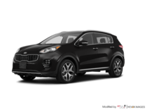 Kia SPORTAGE 2.0L SX TURBO TI CUIR BEIGE CANYON SX TURBO  2018