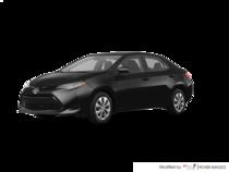 Toyota COROLLA CE CVT FA10  2018