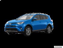 Toyota RAV4 HYBRIDE LE+ FC20  2018