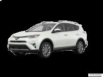Toyota RAV4 AWD LIMITED Limited  2018