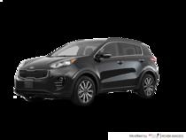 Kia SPORTAGE 2.4L EX PREMIUM AWD BLACK LEATHER   2019