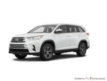 Toyota HIGHLANDER SE/XLE XLE  2019