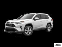 Toyota RAV4 XLE AWD EA20  2019